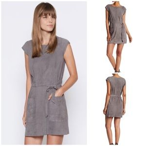 Joie Suede Minidress